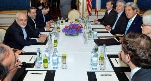 Iran Nuke Talks