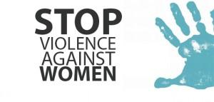 Logo Stop Violence Against Women
