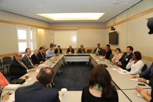 Roundtable at United States Institute of Peace