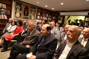 Kurdish community event at KRG Representation in Washington D.C.