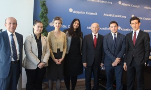 MERI Delegation at Atlantic Council