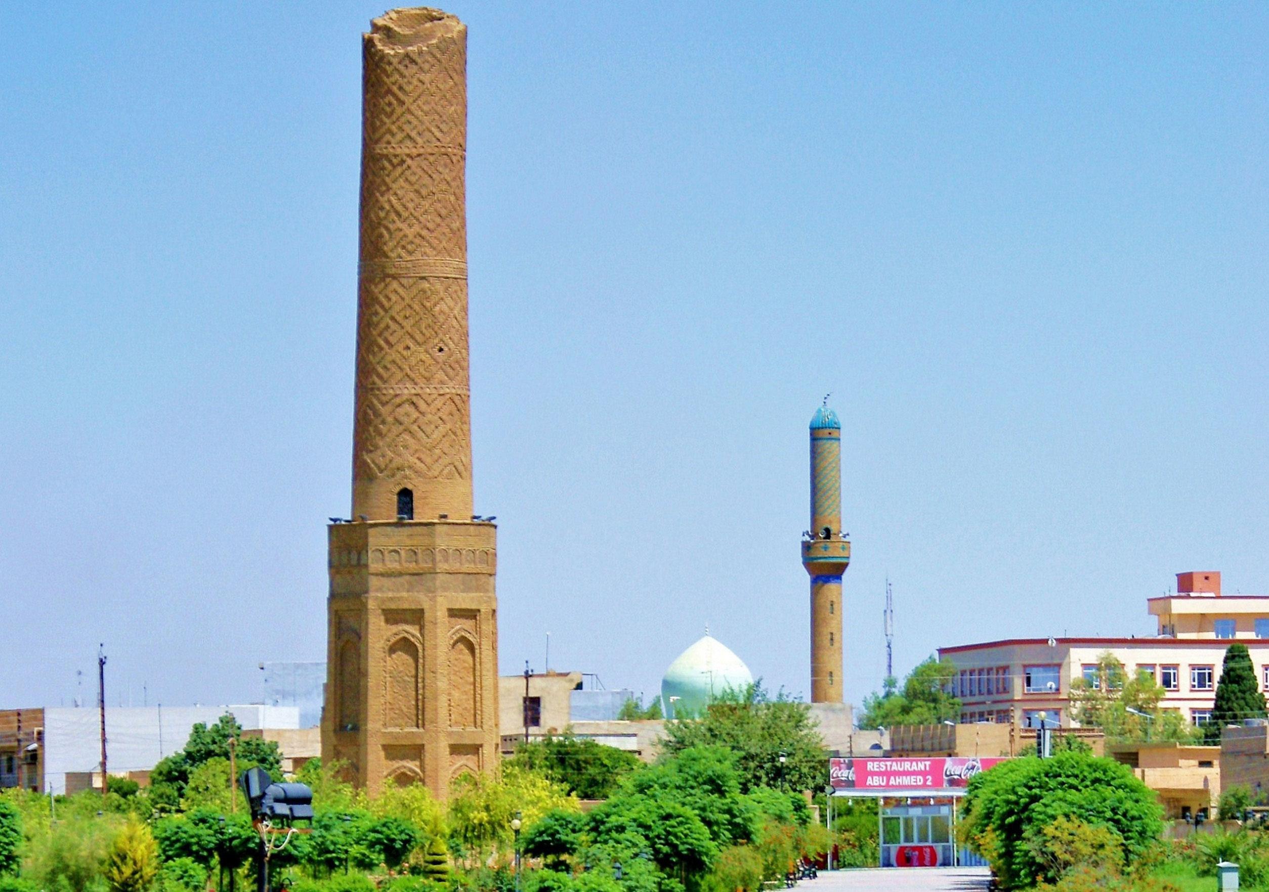 1-Hewler_Old_Minaret