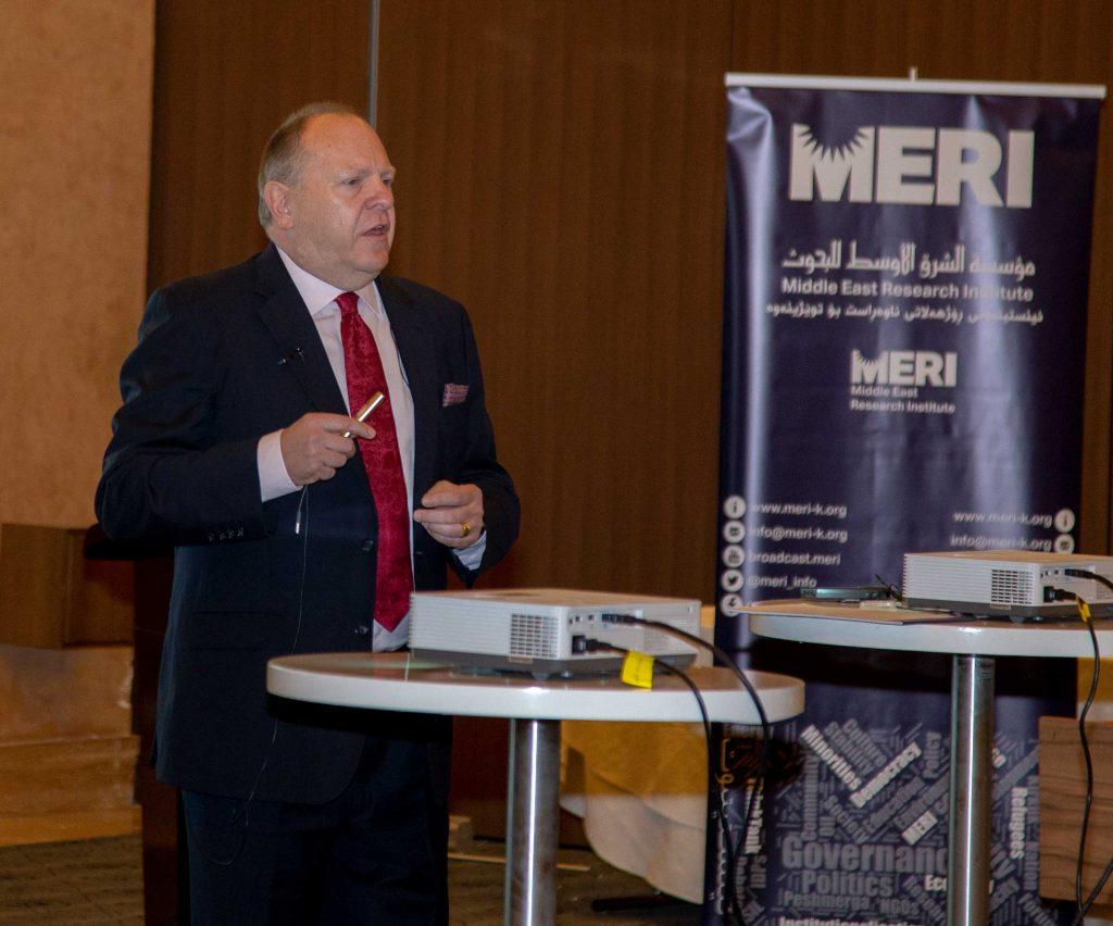 Enhancing chemical security in Kurdistan Region | MERI